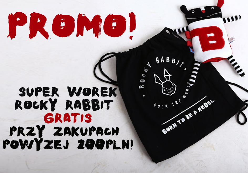 Worek Rocky Rabbit