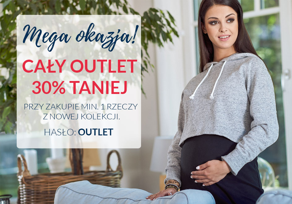Outlet 30% taniej